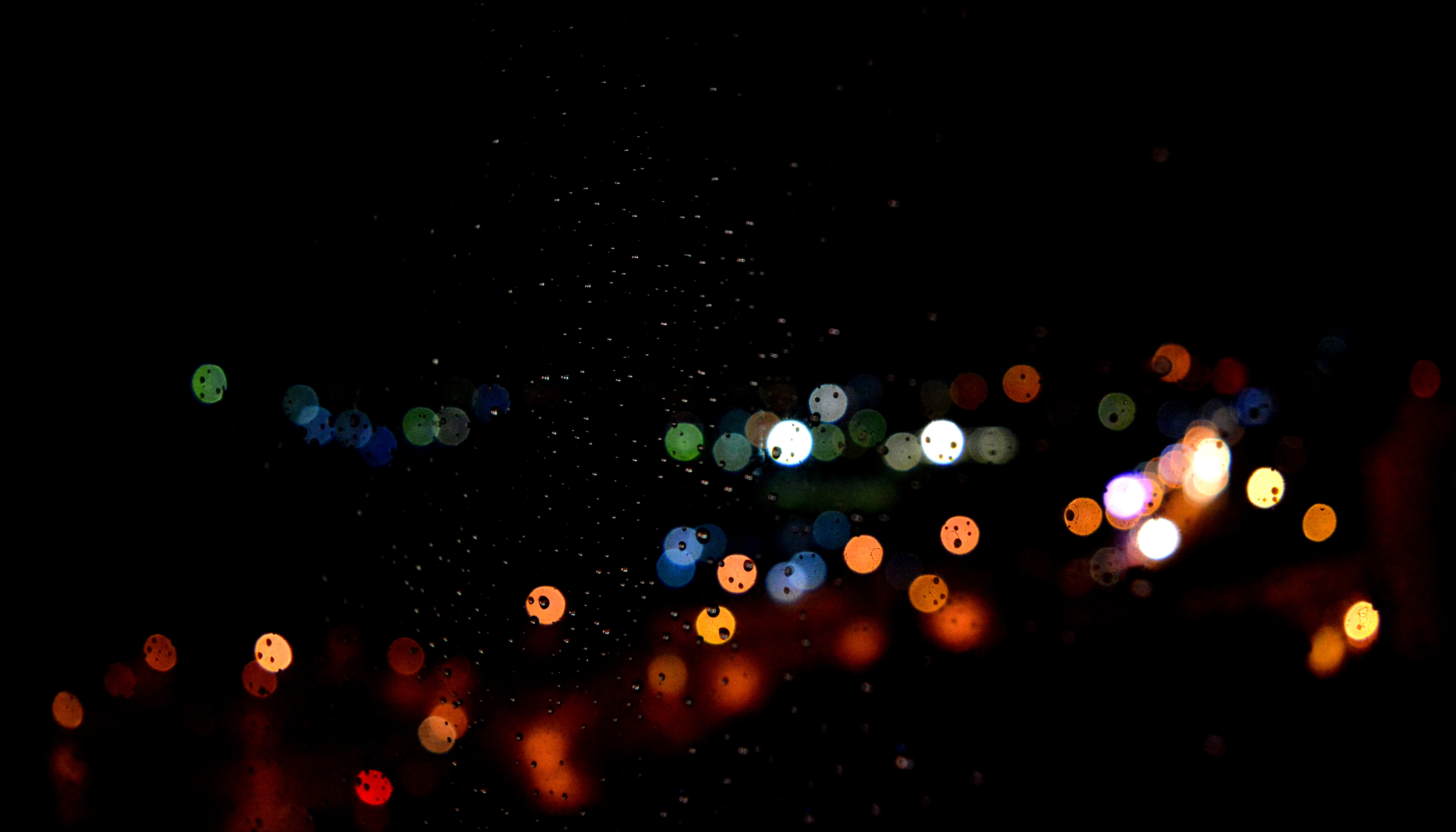 bokeh photography wallpaper