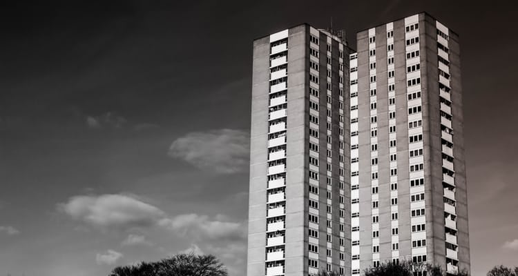 Tower blocks – tear down or spec up?