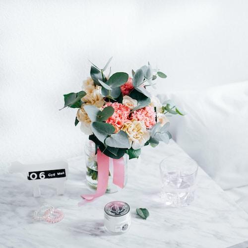 Single Variety Flower | Table Vase