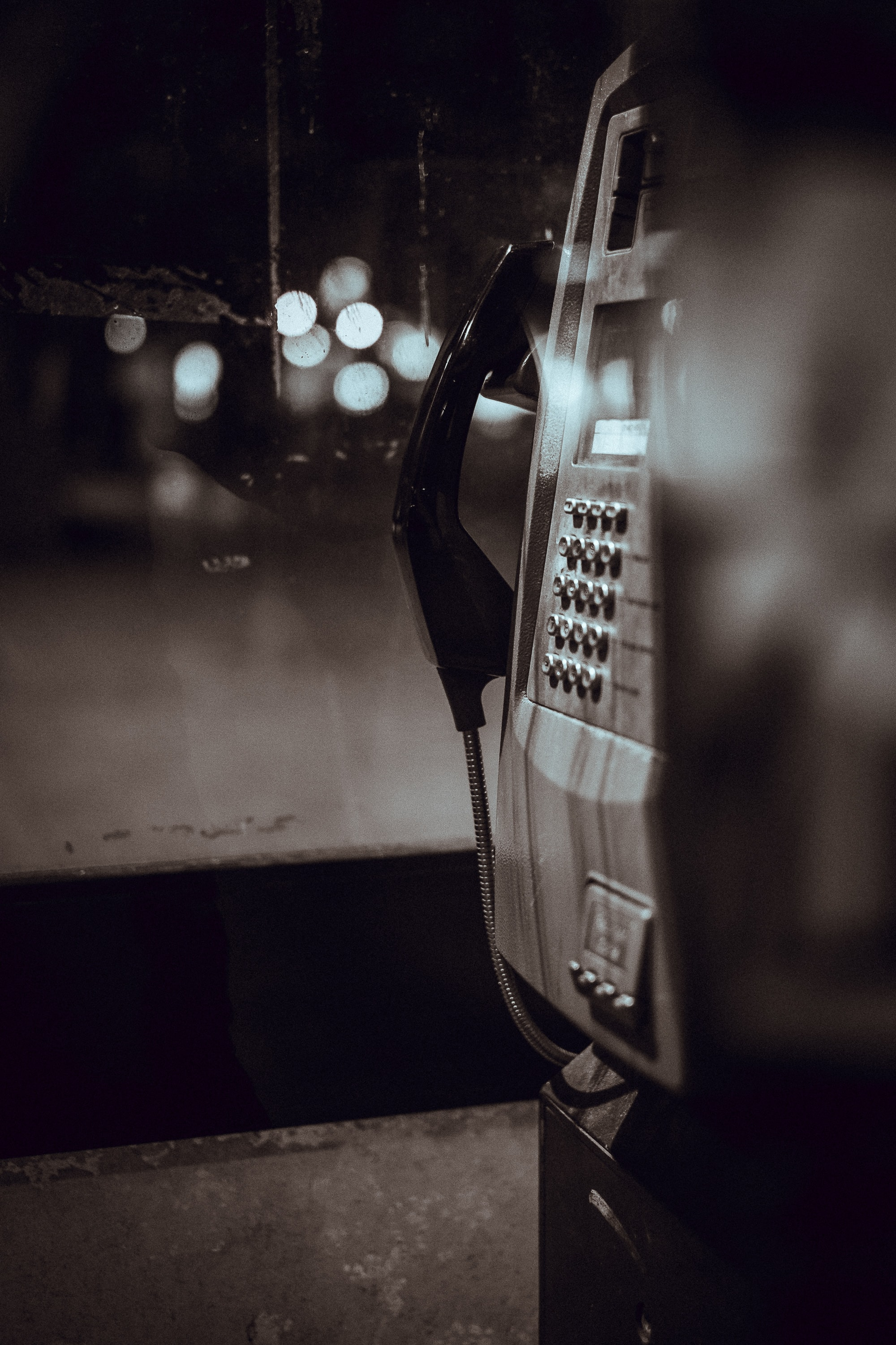 telephone booth photography
