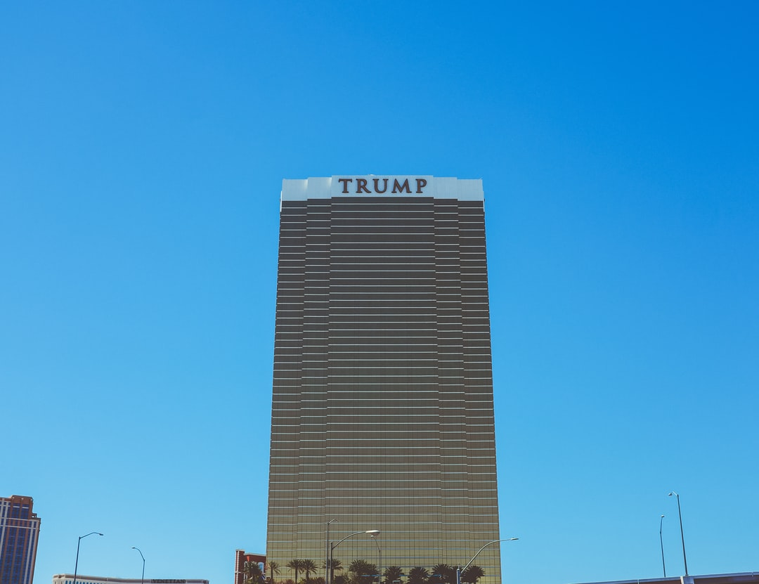 gray Trump building during daytime