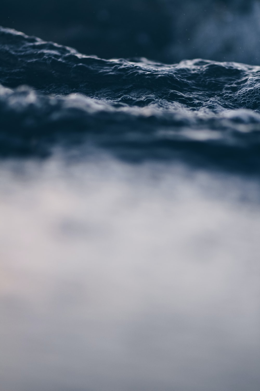 close up photo of seawaves