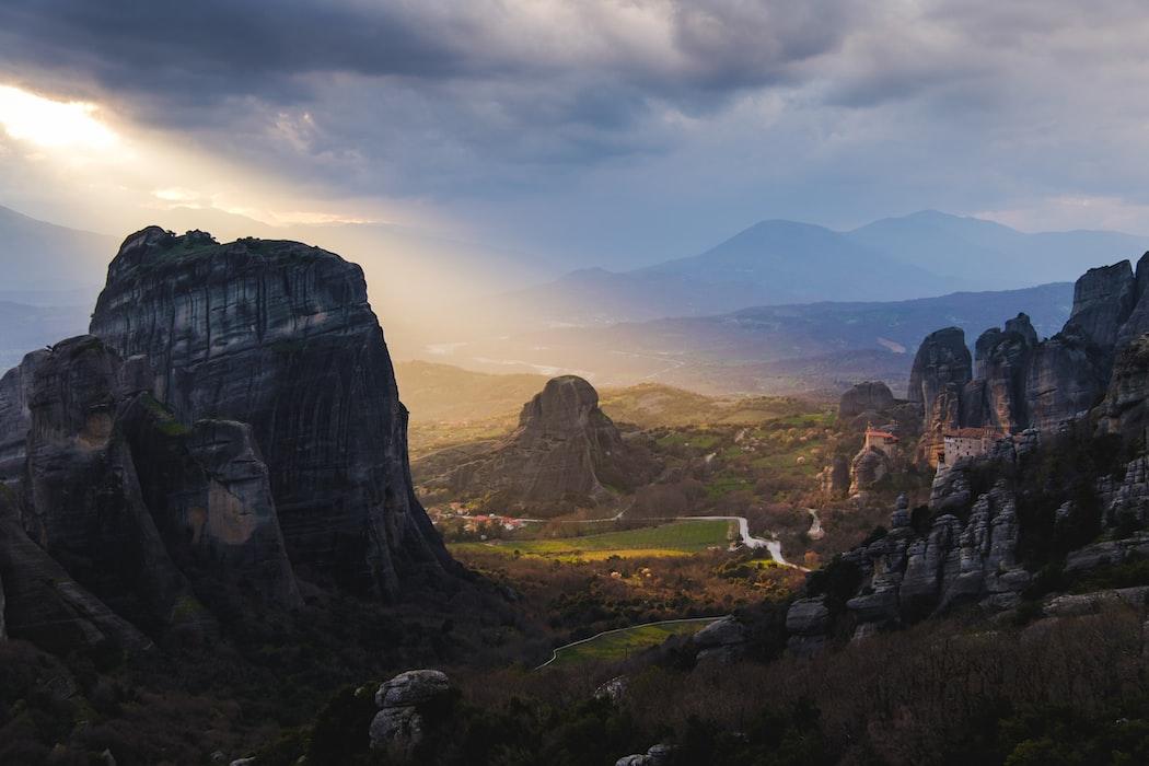 Greece Tourism in November