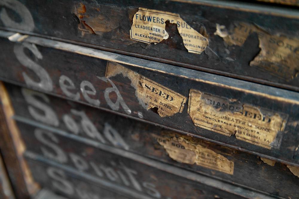 gray metal multi-drawer organizer