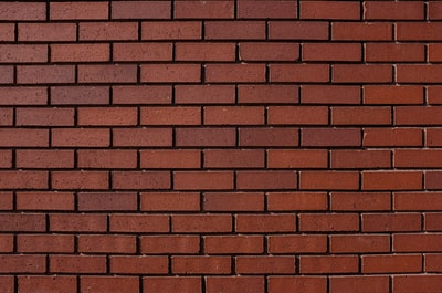 red bricks wall brick teams background