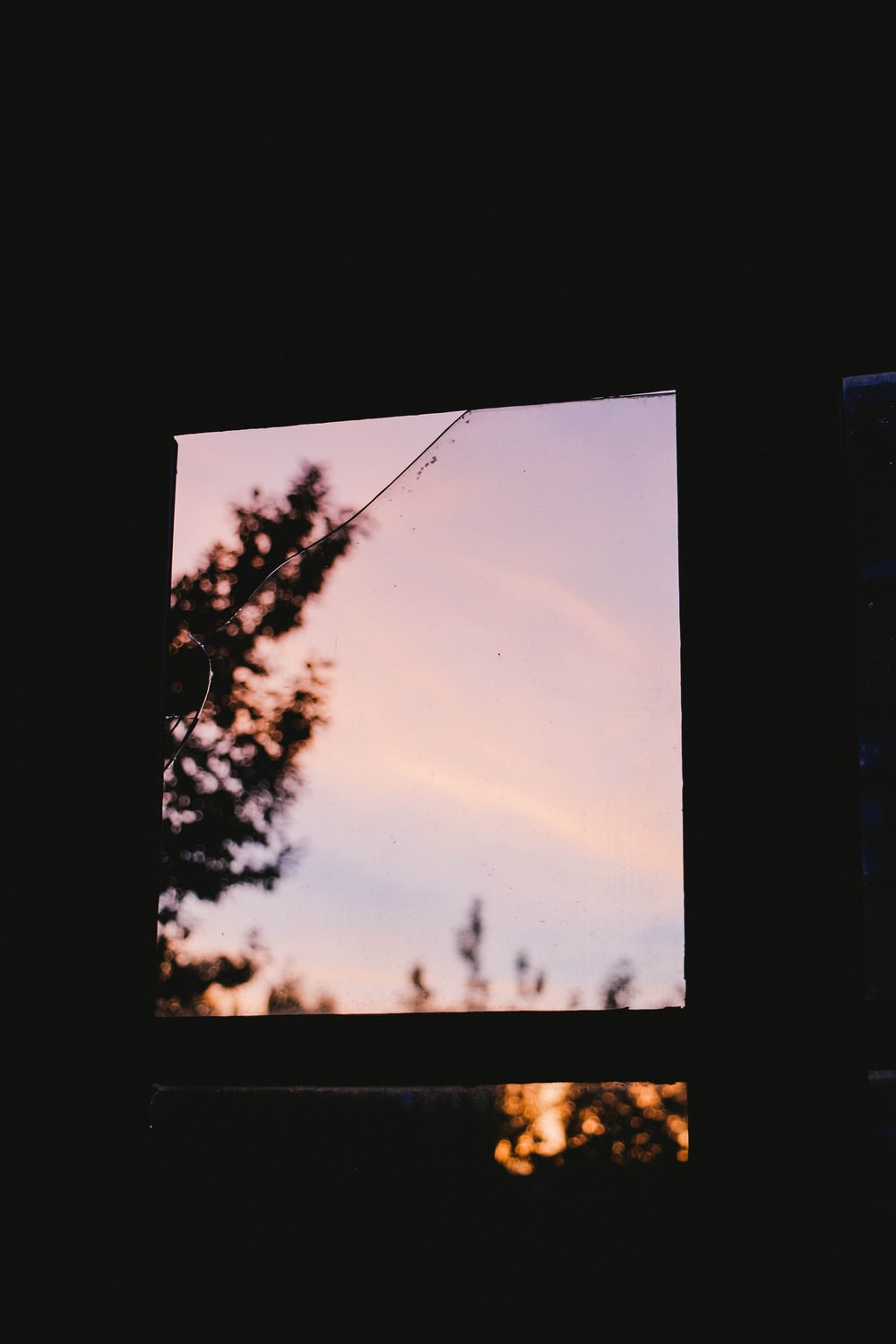 photography of window