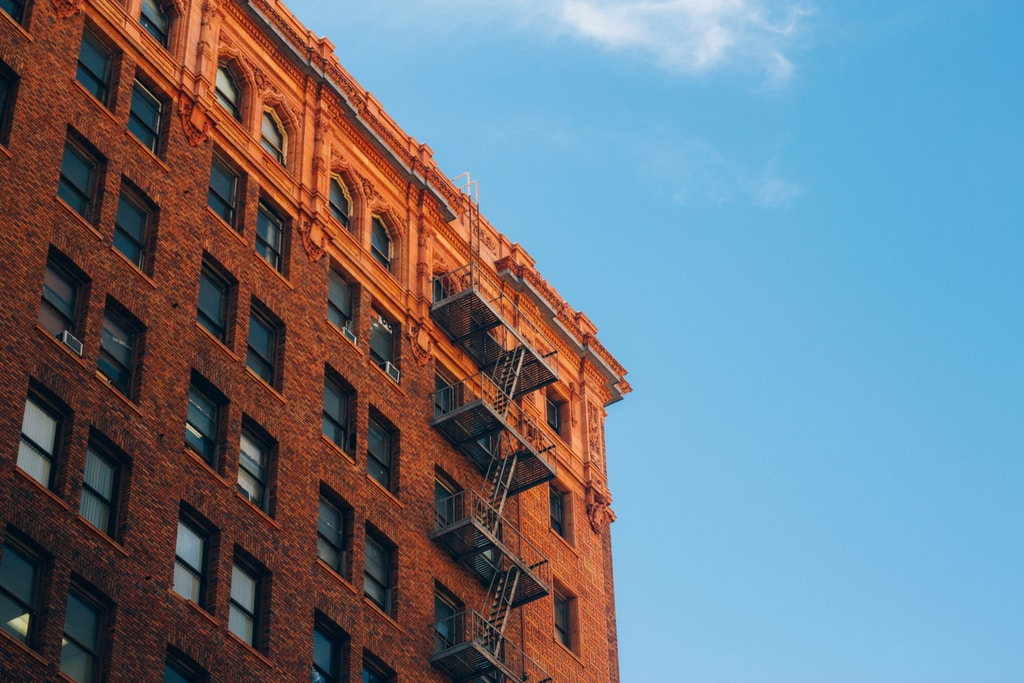 brown concrete brick building during daytime