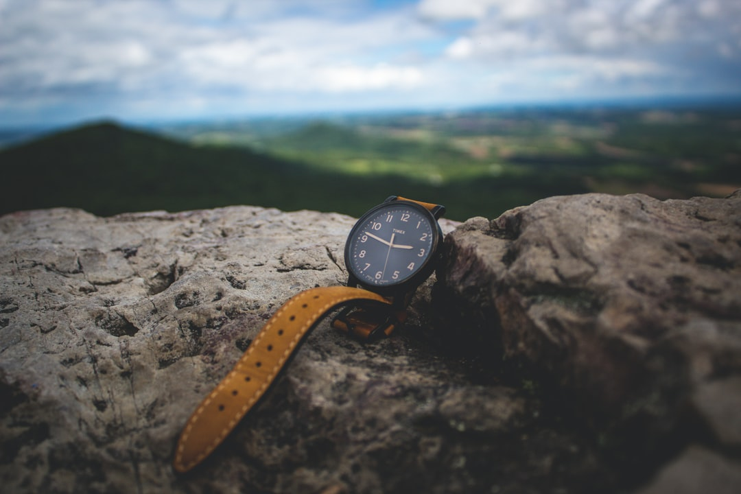 Watch in the mountains