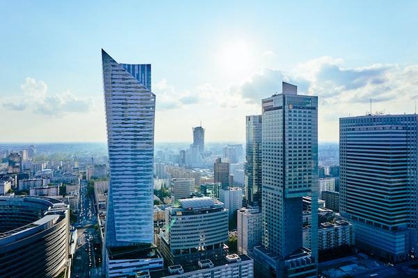 Vacanza a Varsavia con volo e hotel 3*