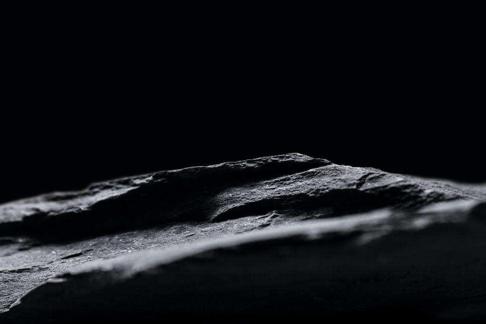 an abstract black background