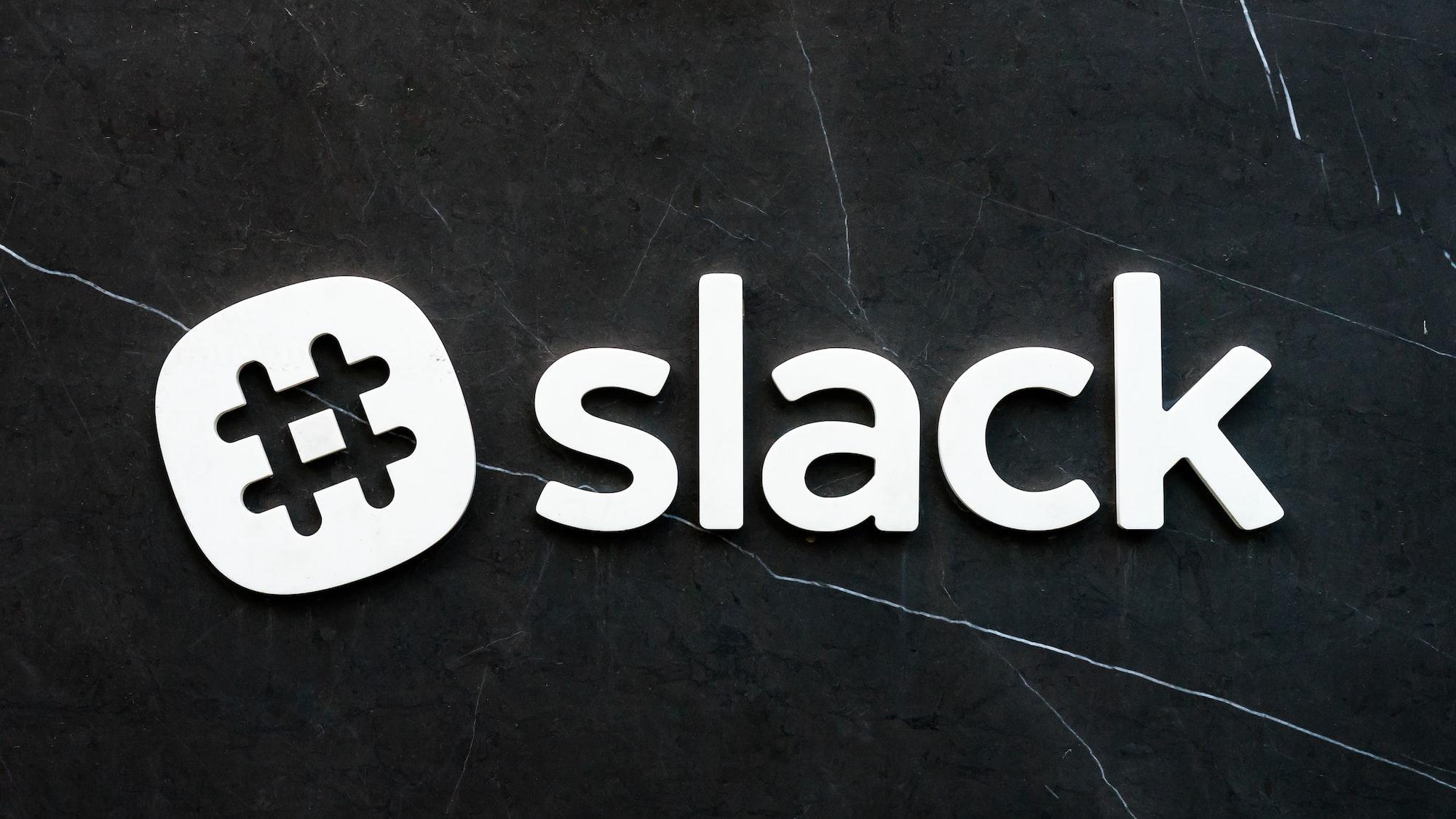 Join our Slack Community!