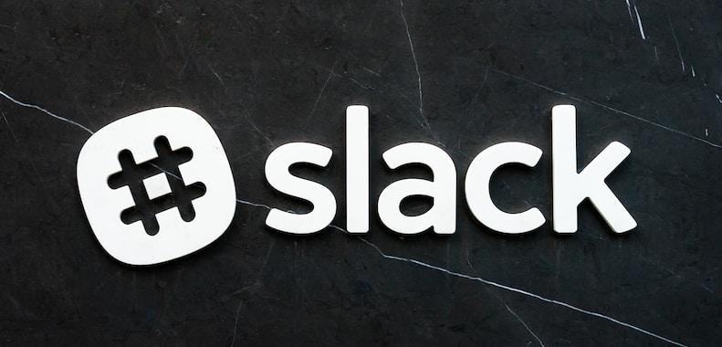 # slack text