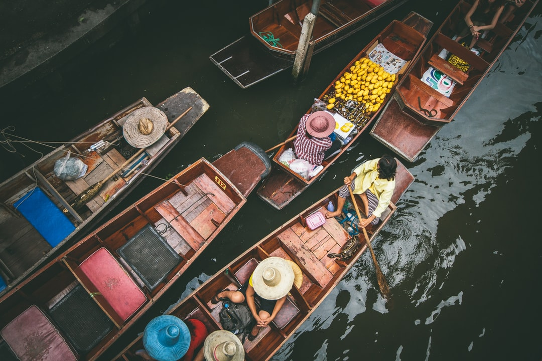 The 8 Best Floating Markets Bangkok in 1 Day