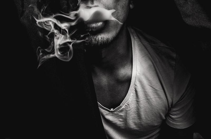 【記海藍】香菸