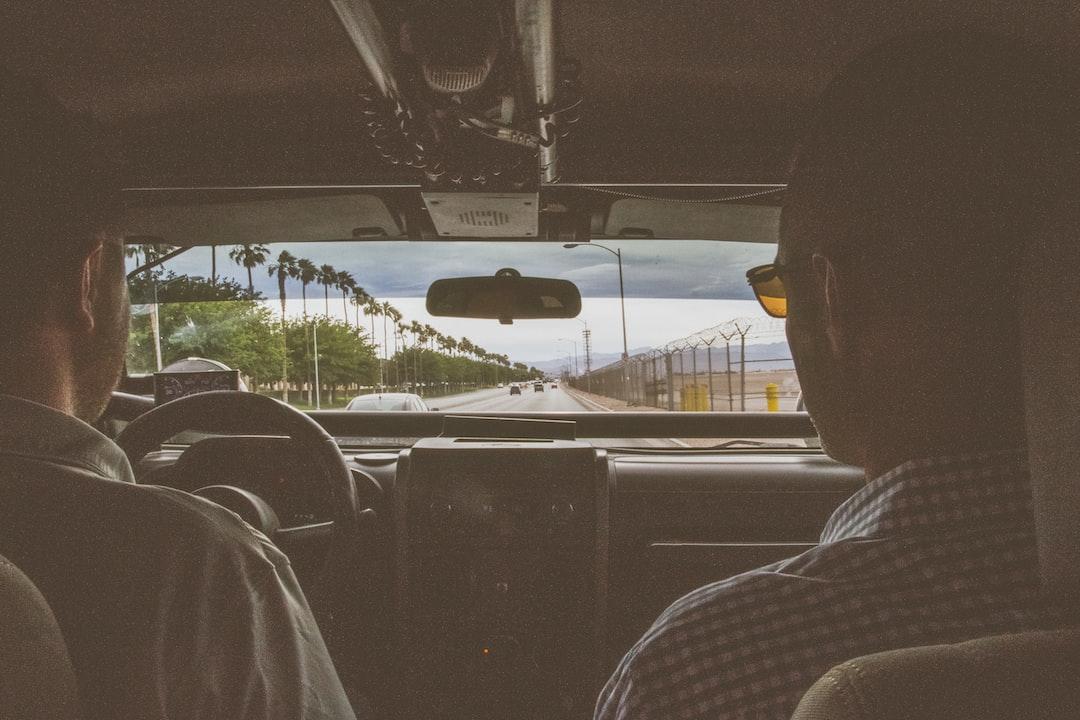 Cruising in Las Vegas