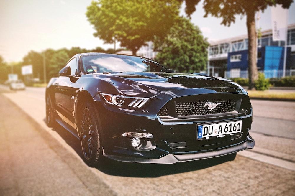 Mustang Hd Photo By Remy Loz Axellvak On Unsplash