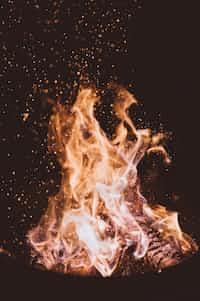 Bright Flames Part 2 wc stories