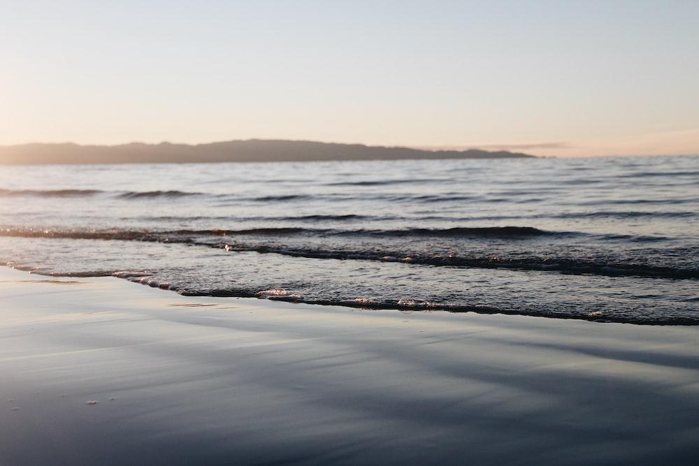 landscape photo of seashore