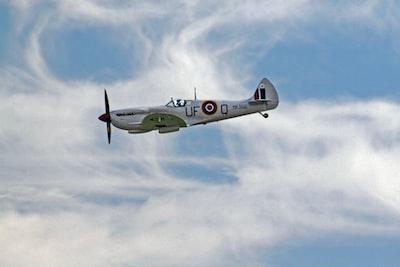 Beschreibung des Fotografen: Spitfire Patrol