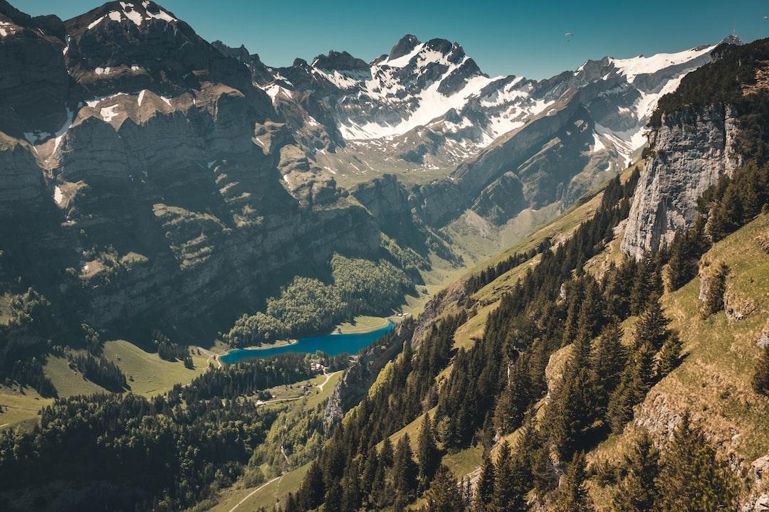 mountain ridge landscap eye - 960×640