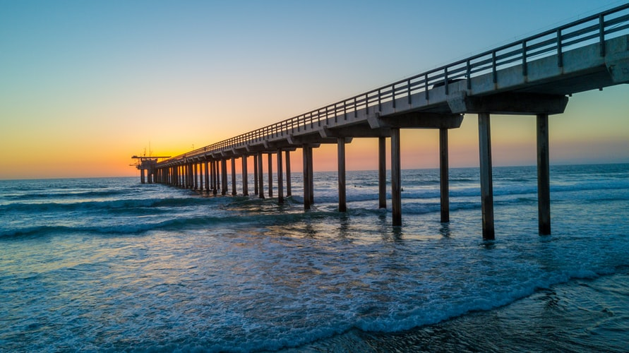 best beaches in San Diego - La Jolla Shores