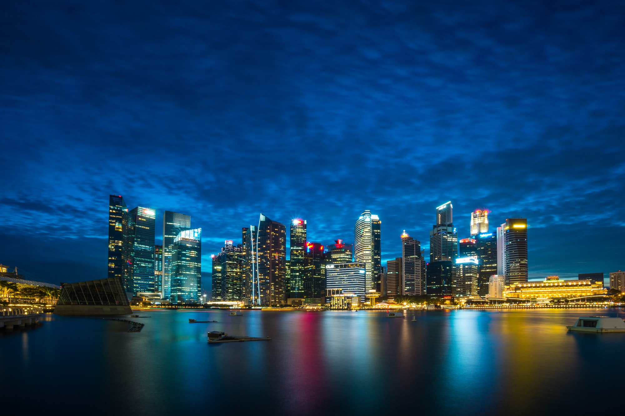 Understanding how Singapore unlocked its future as a technology hub