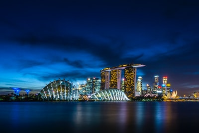 san marina bay, singapore singapore teams background