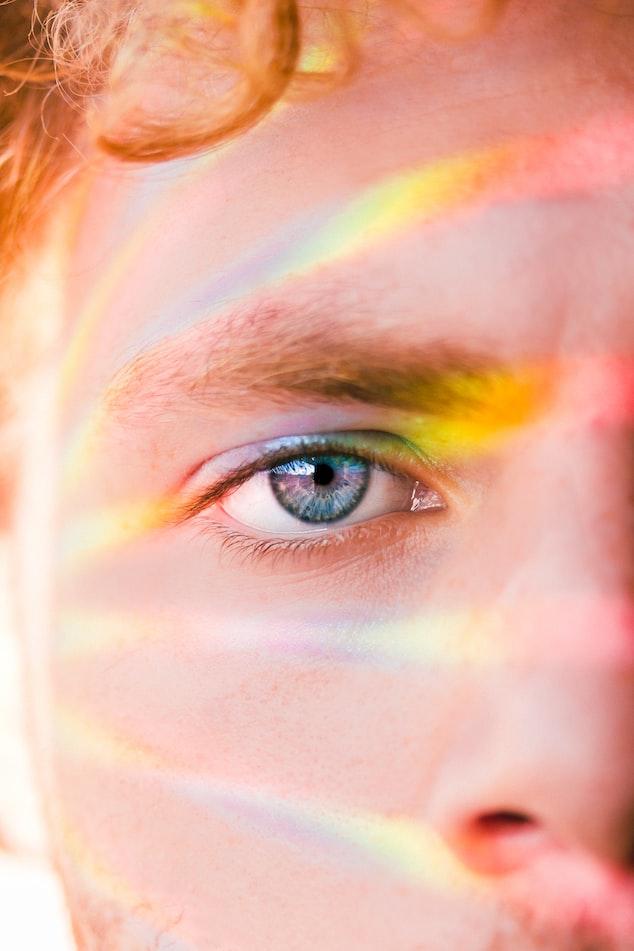 man-eye-close-up