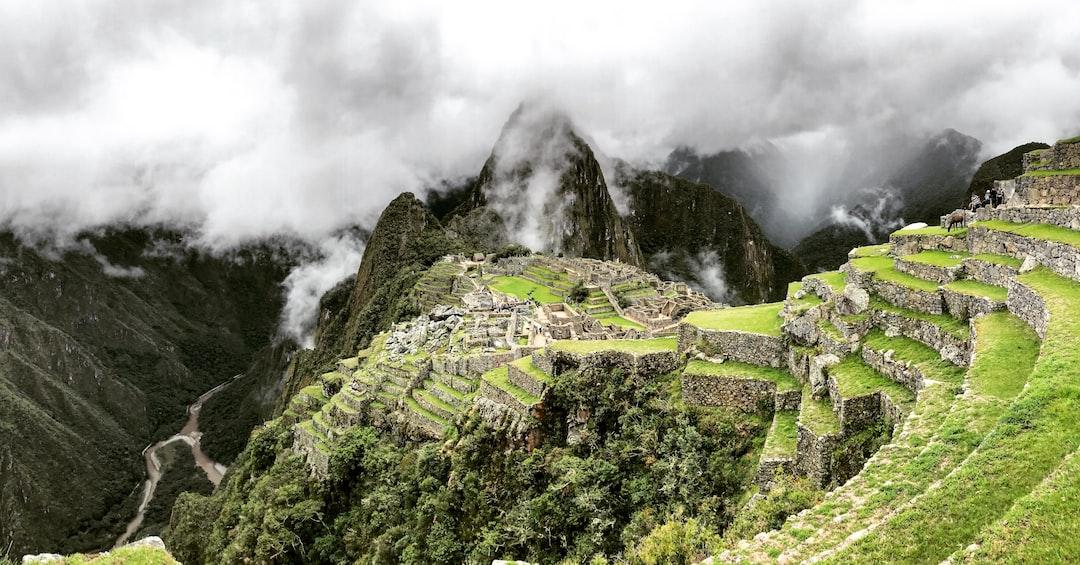 The Mysterious Machu Picchu