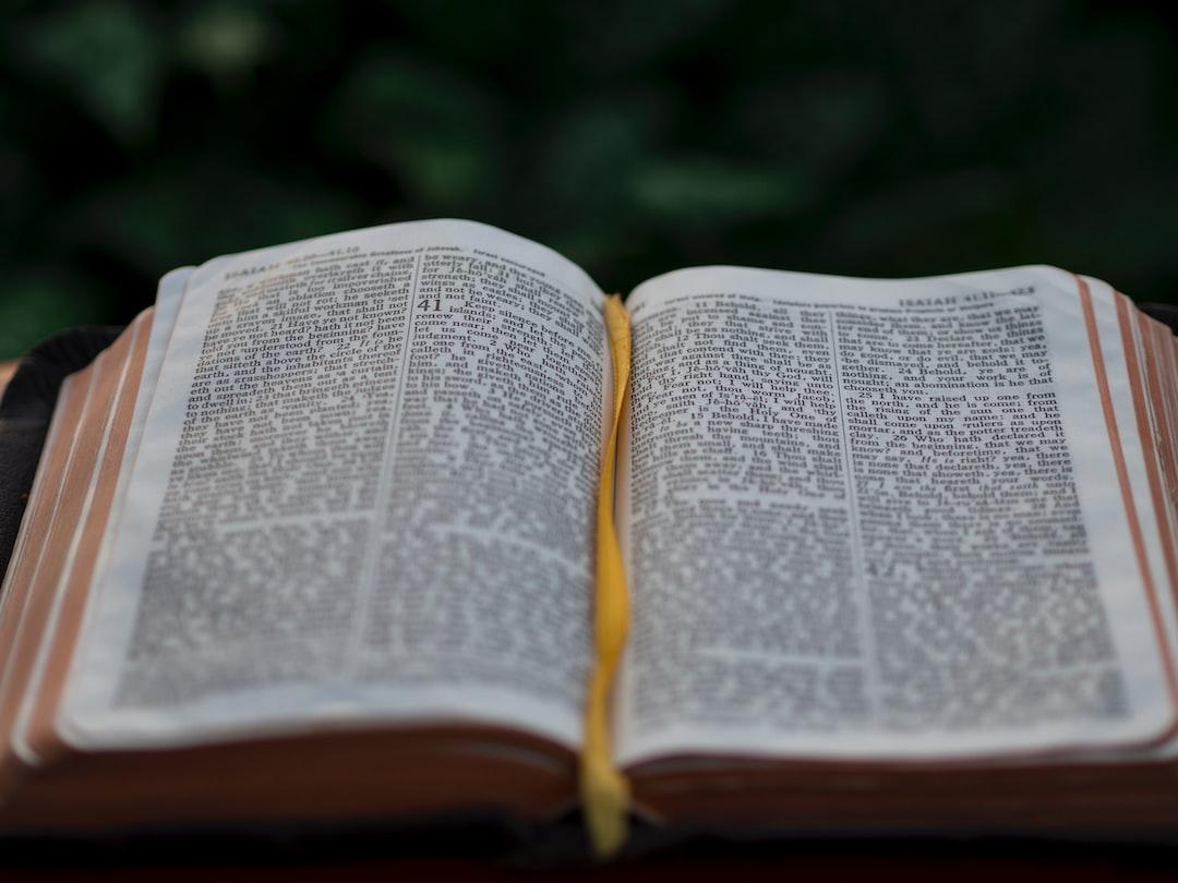 Community bible study login