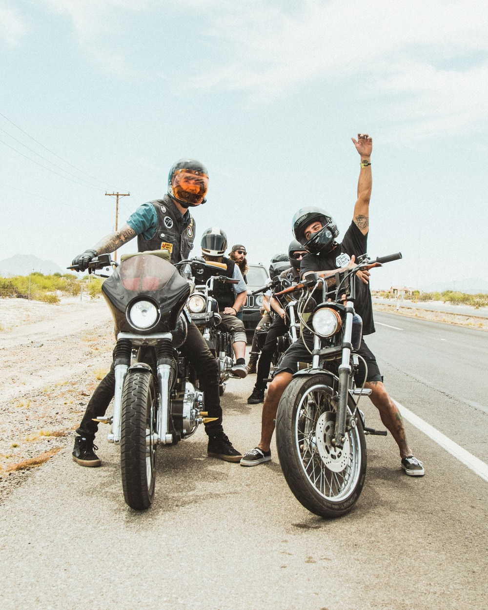 Touring Motorcycles For A Great Family Vacation