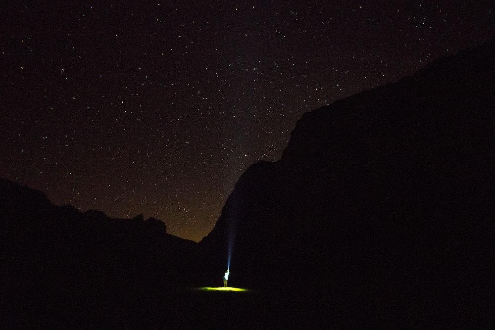 star constellation photography