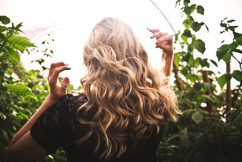 Woman's Haircut & Blowdry