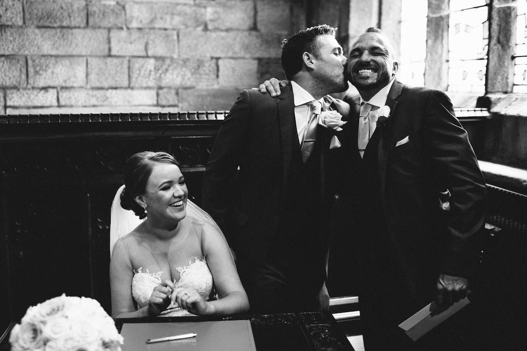 ceremonie de mariage