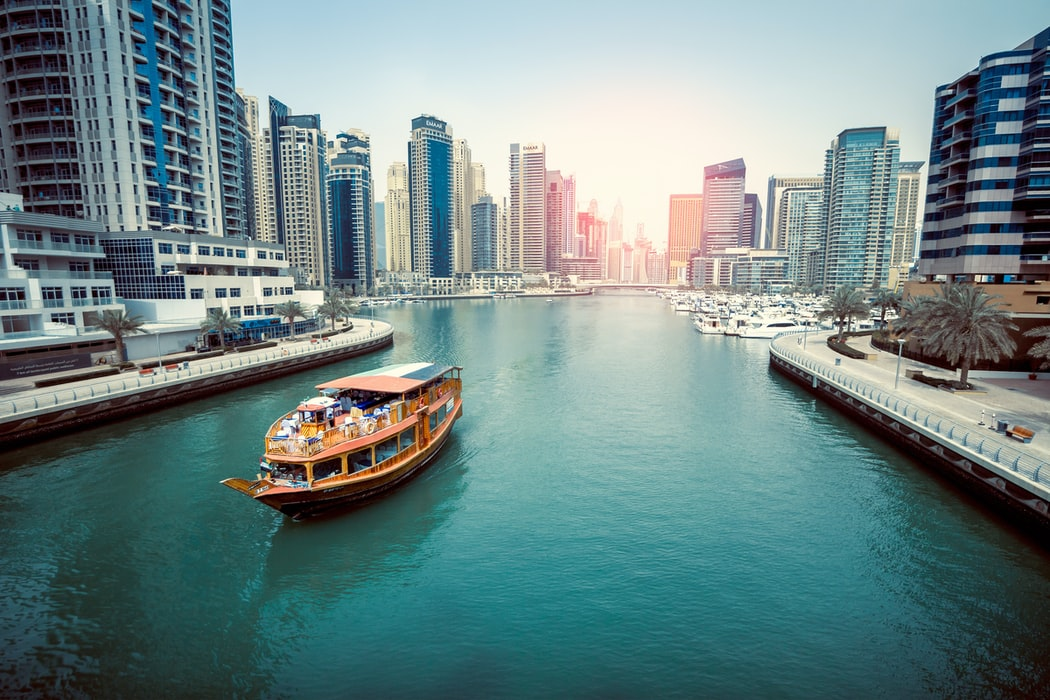 Dhow rides in Dubai