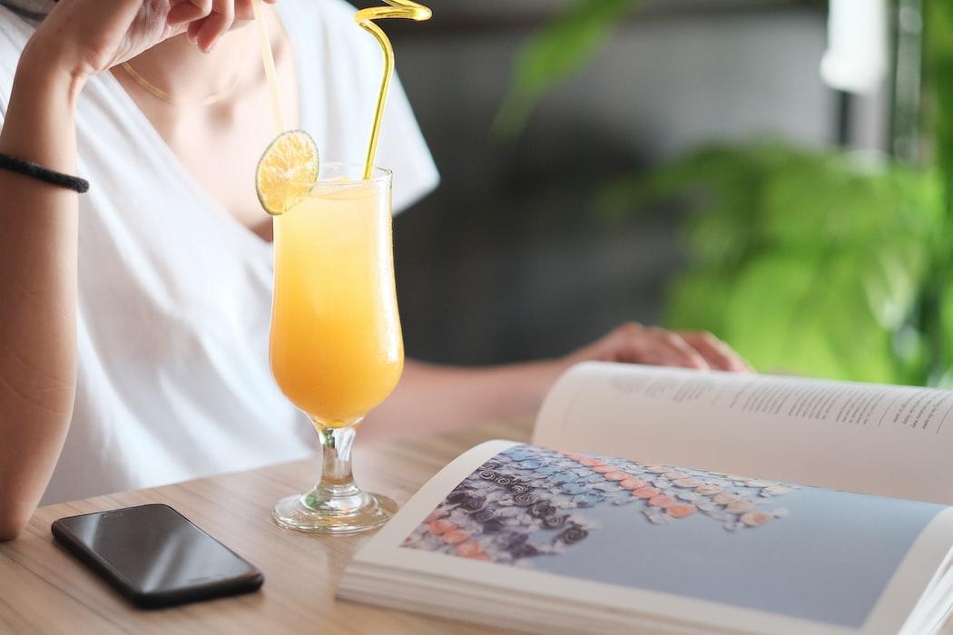 Toscaans drankje Mimosa