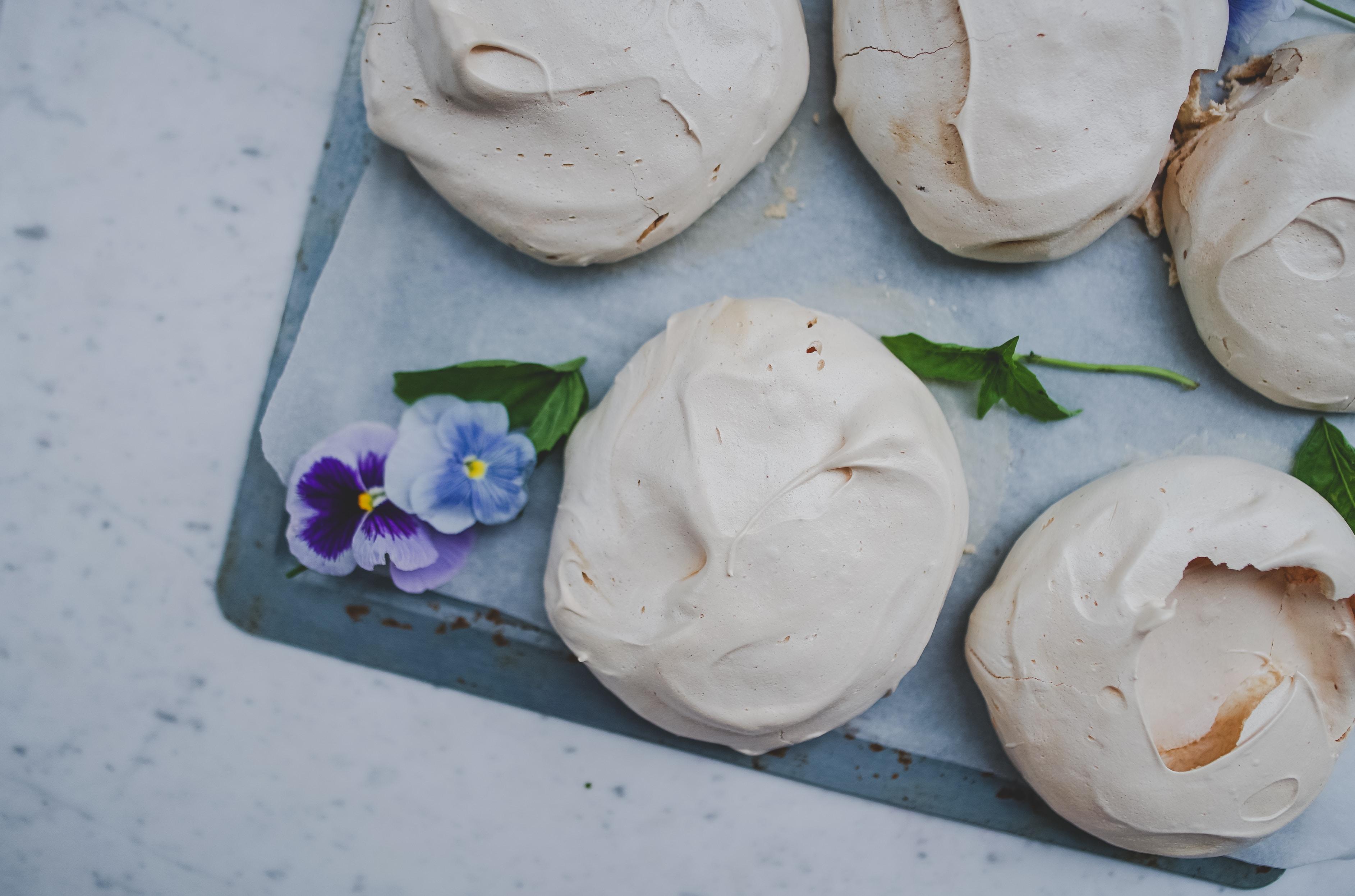 round pastries