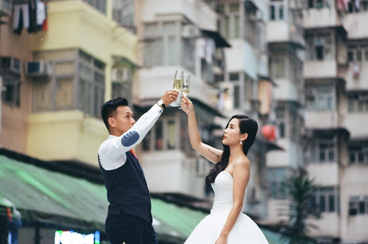 How to plan your wedding in Hong Kong