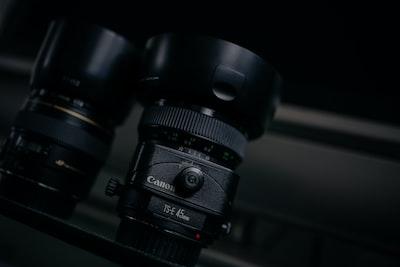 black canon dslr camera lens canon zoom background