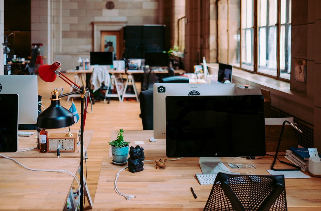 It's time to redesign the open plan office