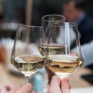 1 Fles Witte Wijn