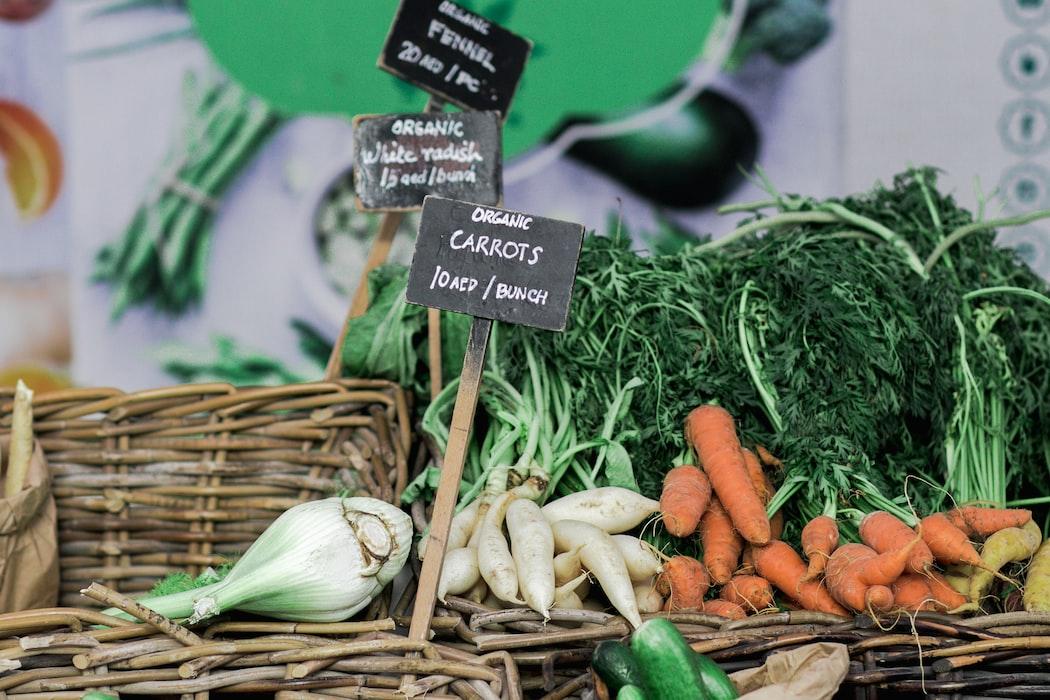 tips memilih sayuran segar organik