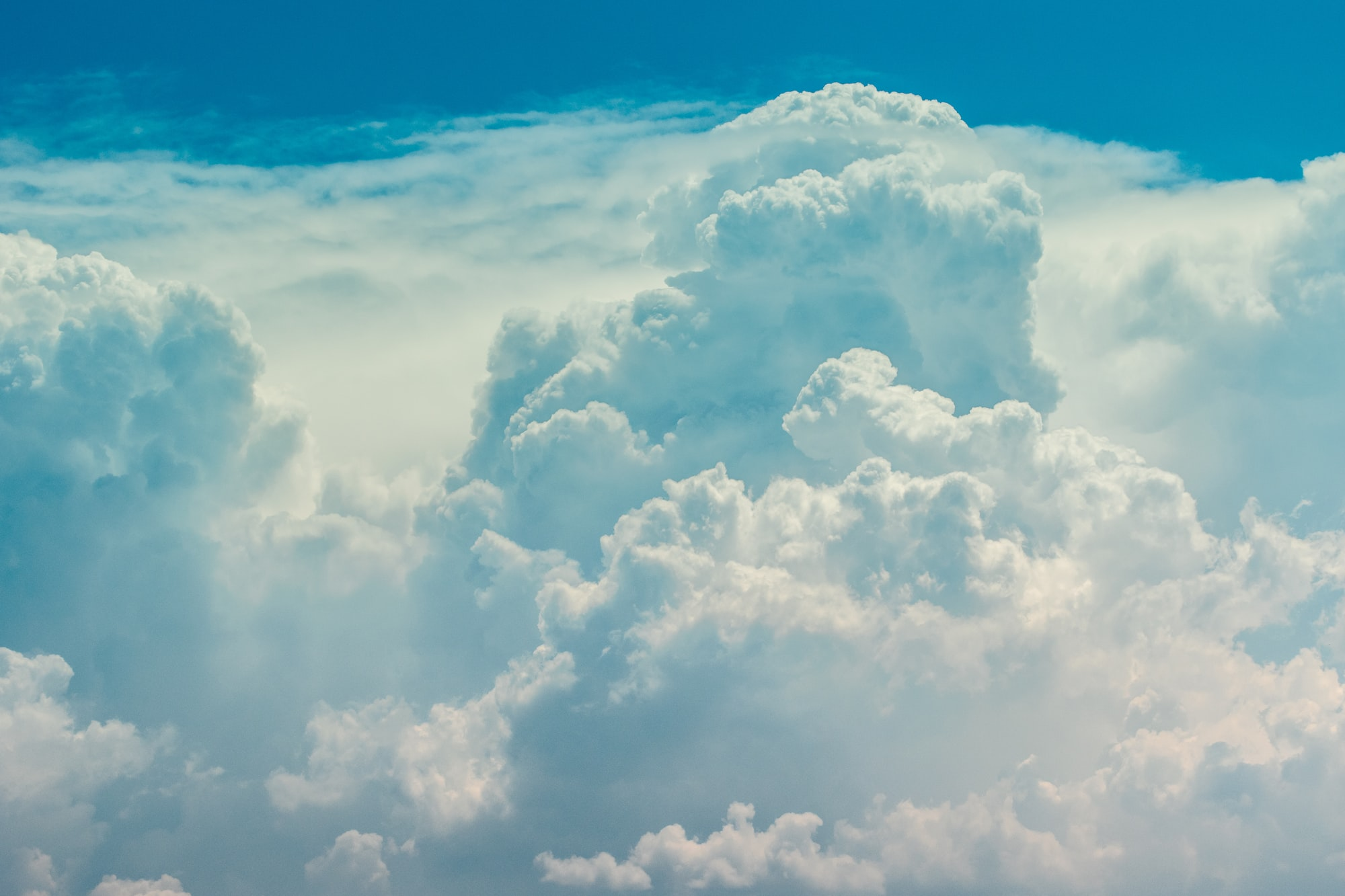 Head in the Clouds: A Meditation