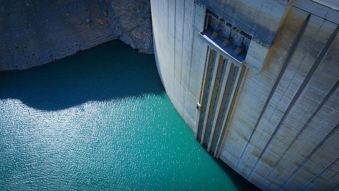 Depth of the dam