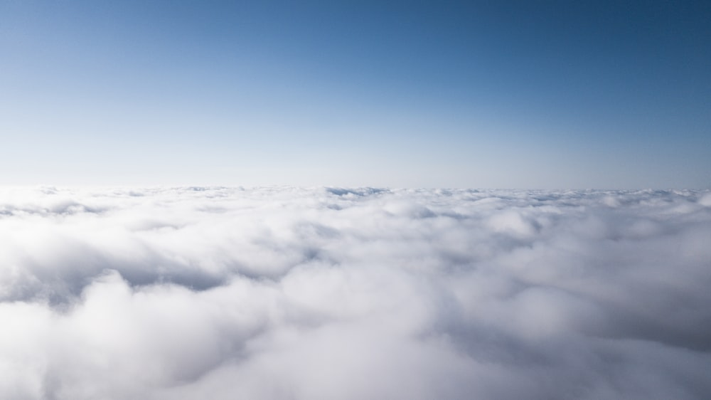 above the clouds photo by allan nygren coloradohiker on unsplash