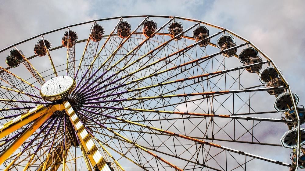 ferris wheel photography