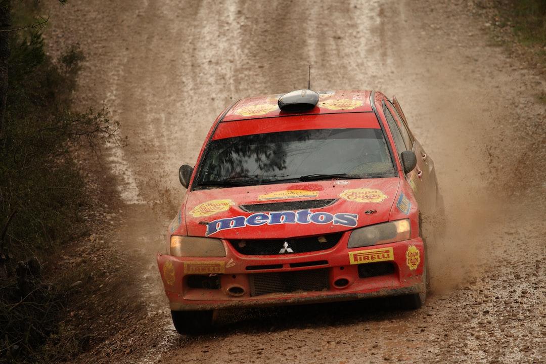 Rally Catalunya 2012. Mud, and more mud.