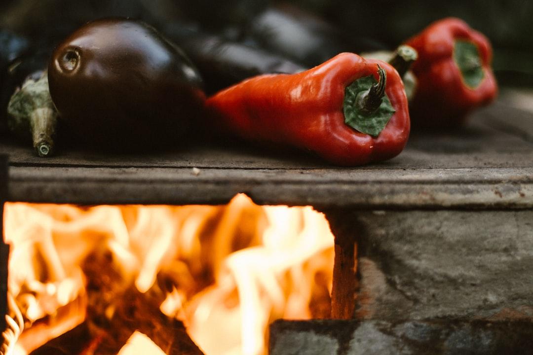 Fire Roasted Veggies