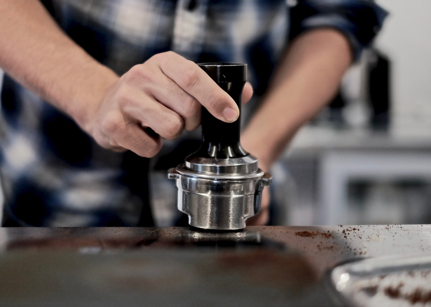 praca baristy w kawiarni