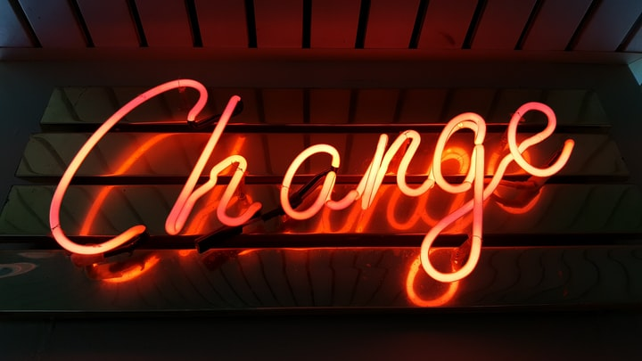 Why do people fear change?